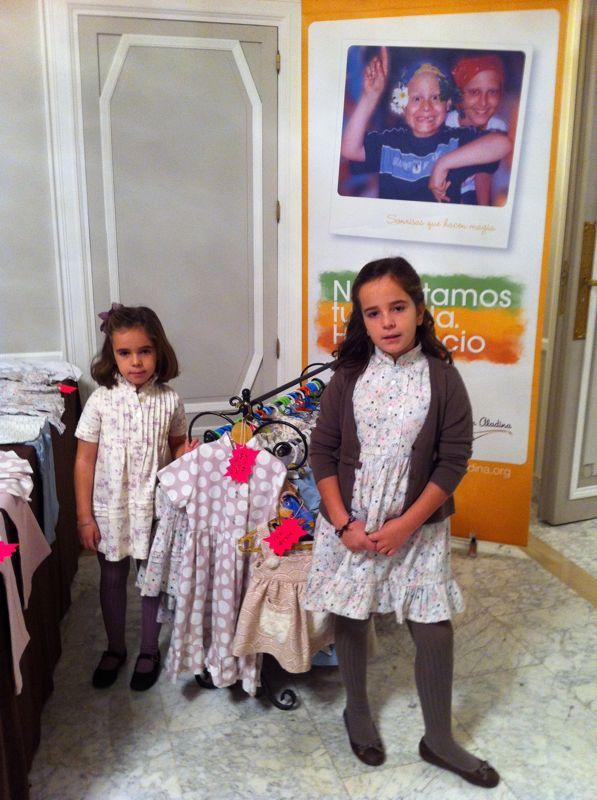 El perchero a medida de los niños les ha dado la oportunidad de elegir su ropa, con ayuda de sus padres.