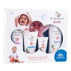 Los cosméticos de la marca española Armonia Bio están certificados como productos ecológicos.