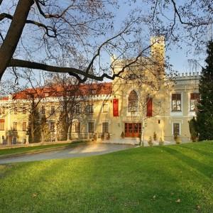 El Castillo  St Havel es un alojamiento de ensueño, un castillo a 15 minutos de Praga.